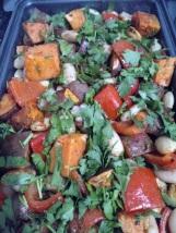 Spanish Sweet Potato Salad